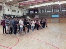Ifjú polgárőr igazolvány átadás 2017 Kiskunhalas